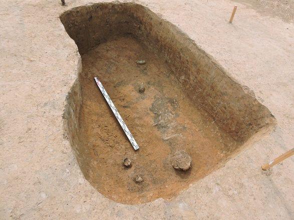 На окраине Нижнего Новгорода нашли захоронение II тысячелетия до нашей эры - фото 2