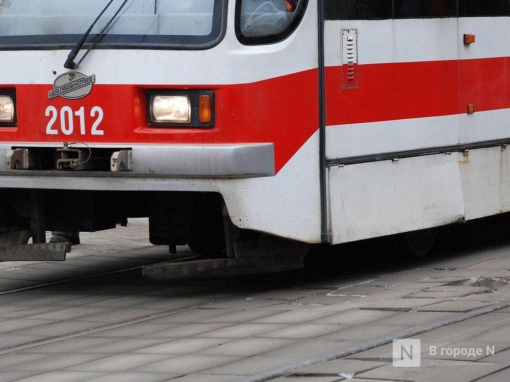 Движение трамваев у метро «Пролетарская» остановлено в Нижнем Новгороде - фото 1