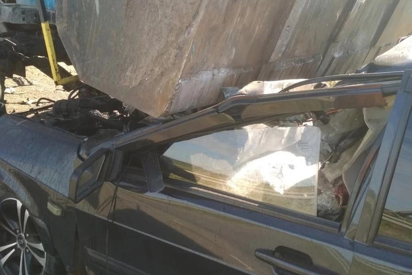 Мужчина погиб в столкновении легковушки и трактора в Починковском районе - фото 1