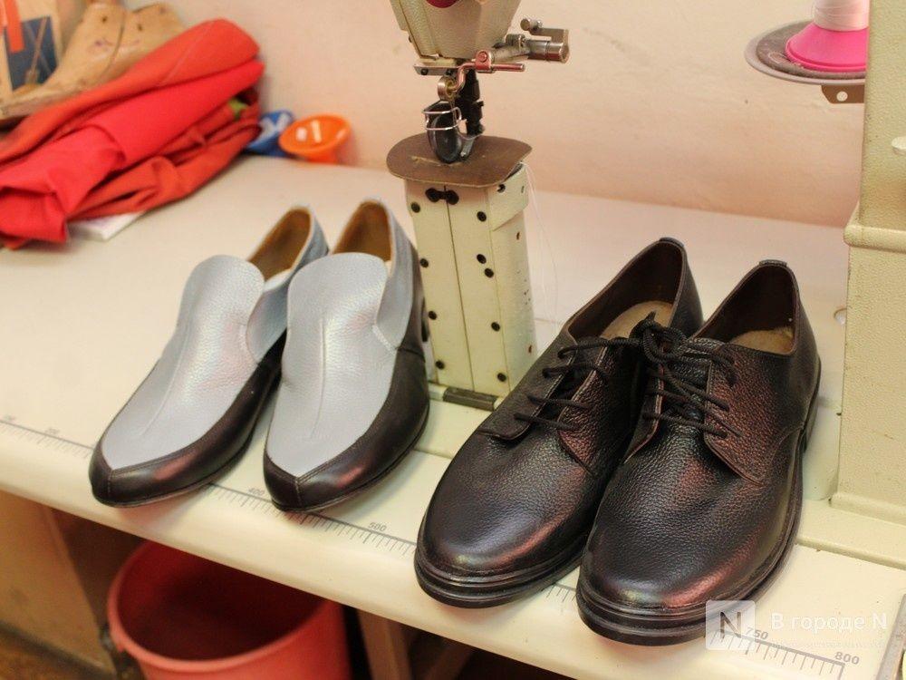 Контрафактную обувь обнаружили в нижегородском магазине - фото 1