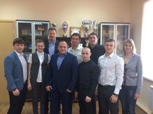 Нижегородских чемпионов Европы по тайскому боксу чествовали в кремле