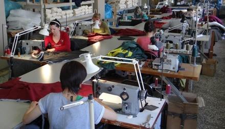 Производство одежды выросло в Нижегородской области на 14%