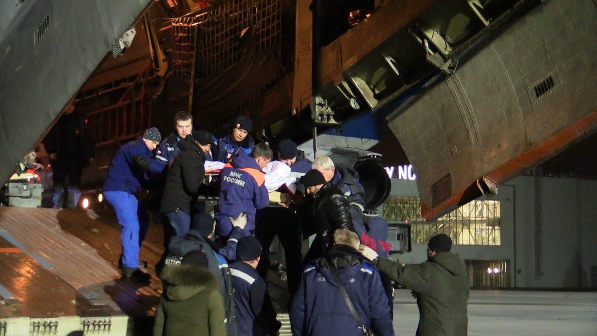 Пострадавших от взрыва газа жителей Ингушетии привезли на лечение в Нижний Новгород - фото 1