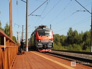 Электричке из Арзамаса в Нижний Новгород добавлена остановка в Стригино
