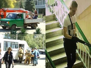 Восстановлена цепь событий в день массового убийства в керченском колледже
