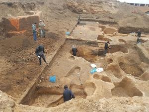 Фрагменты первого российского фуникулера обнаружили археологи в Нижнем Новгороде