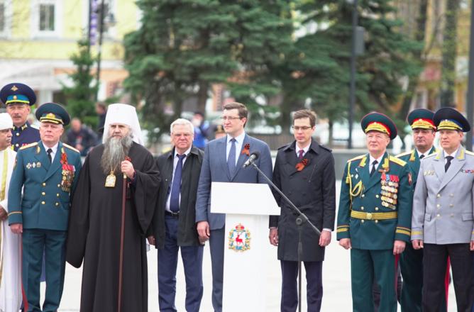 Более 90 единиц техники приняли участие в нижегородском параде Победы - фото 4