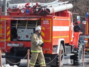Три человека погибли из-за пожара в Володарском районе