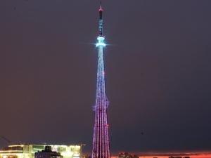 Нижегородская телебашня порадует школьников праздничной подсветкой в День знаний