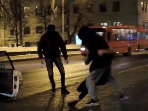 Нижегородские пранкеры инсценировали похищение человека