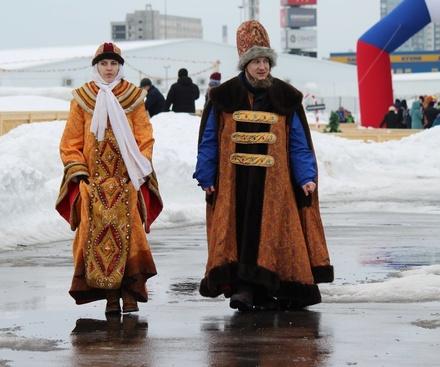 Нижегородцы отметили спортивную Масленицу в «Зимней сказке»