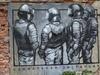 Стрит-арт о коронавирусе уничтожили в Нижнем Новгороде