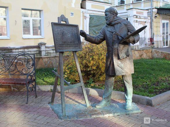Труд в бронзе и чугуне: представителей каких профессий увековечили в Нижнем Новгороде - фото 28