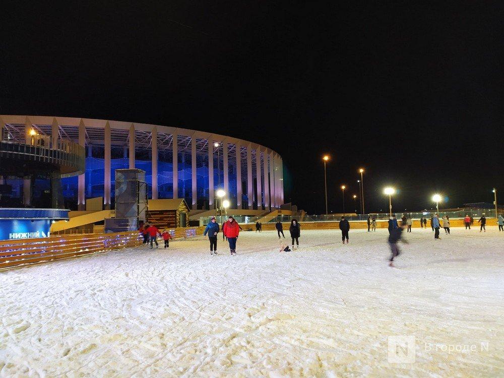 Каток на стадионе «Нижний Новгород»: как испортить себе вечер - фото 7