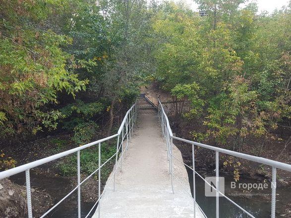 Сломанный весной мост через Старку ремонтируют в Советском районе - фото 6