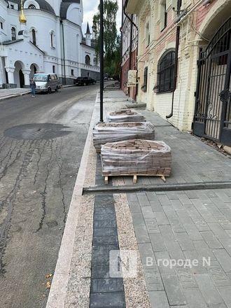 Стоки для воды на отремонтированных улицах Нижнего Новгорода доделают к 15 октября - фото 4