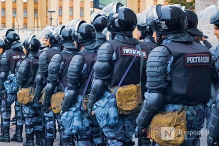 Правозащитники: первые задержания начались в Нижнем Новгороде в день митинга оппозиции