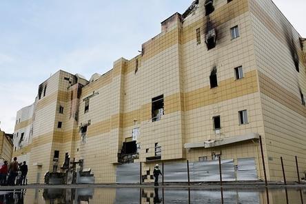 Обвиняемый в гибели людей при пожаре в Кемерове попал в психбольницу