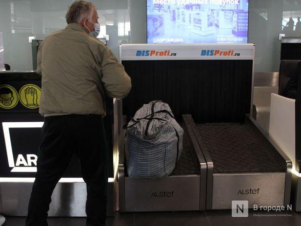 «Антикоронавирусные» кабины для багажа появились в нижегородском аэропорту - фото 21