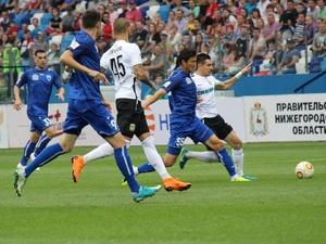 ФК «Нижний Новгород» обыграл «Тюмень» в первом домашнем матче (ФОТО)