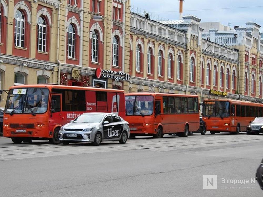 Еще три нижегородских перевозчика лишились права на маршруты - фото 1