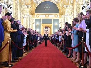Глеб Никитин присутствовал на инаугурации Владимира Путина