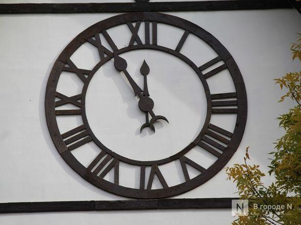 Хранители времени: самые необычные уличные часы Нижнего Новгорода - фото 55