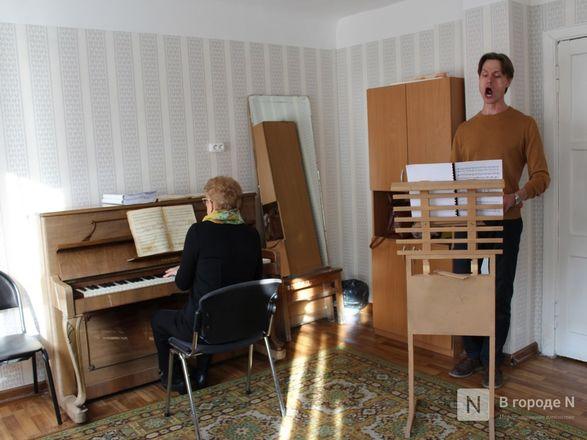 Восемь месяцев без зрителей: как живет нижегородский театр оперы и балета в пандемию - фото 37