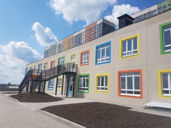 Детский сад на 150 мест откроют в «Анкудиновском парке» в сентябре - фото 1