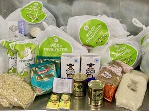 Нижегородские школьники-льготники получат продуктовые наборы до 23 мая