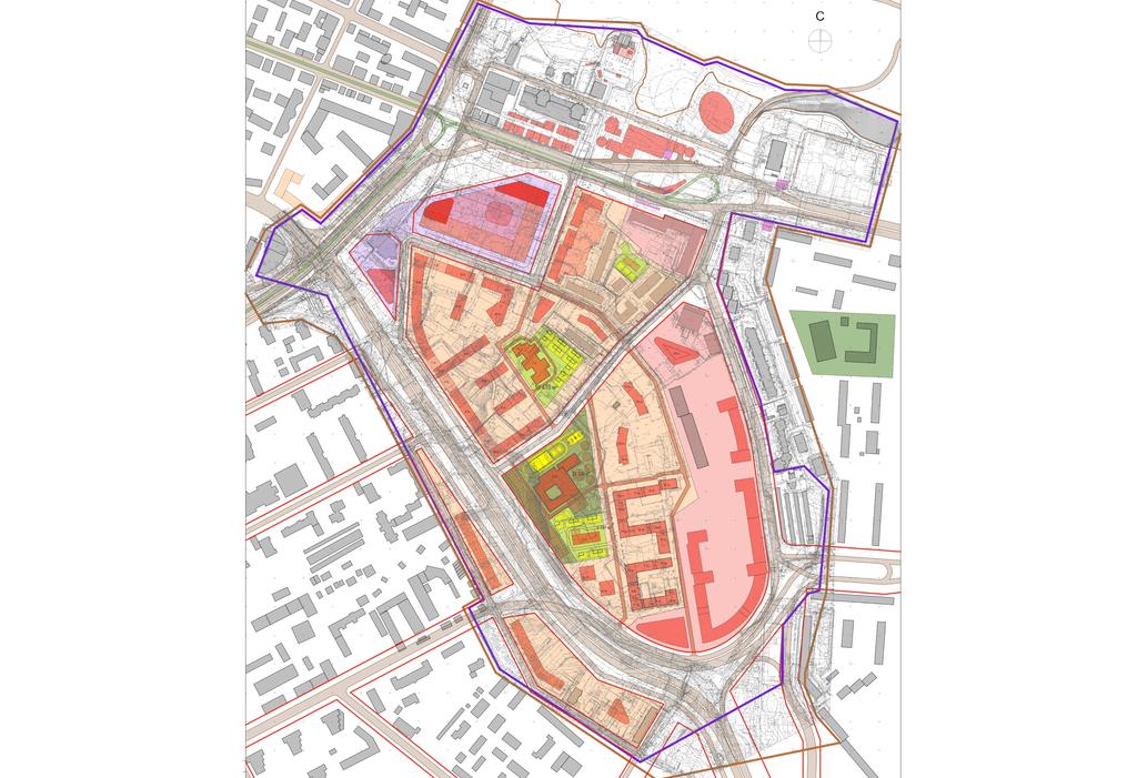 «Высотный хаос»: архсовет раскритиковал проект застройки Сенной площади - фото 1