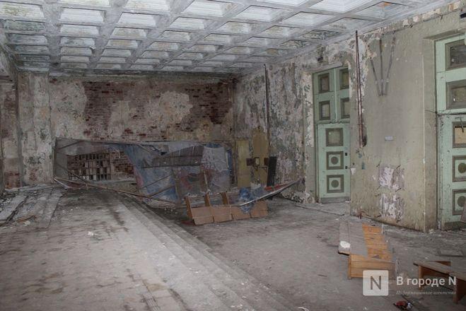 Здесь пела Пугачева: во что превратился нижегородский ДК имени Ленина  - фото 15