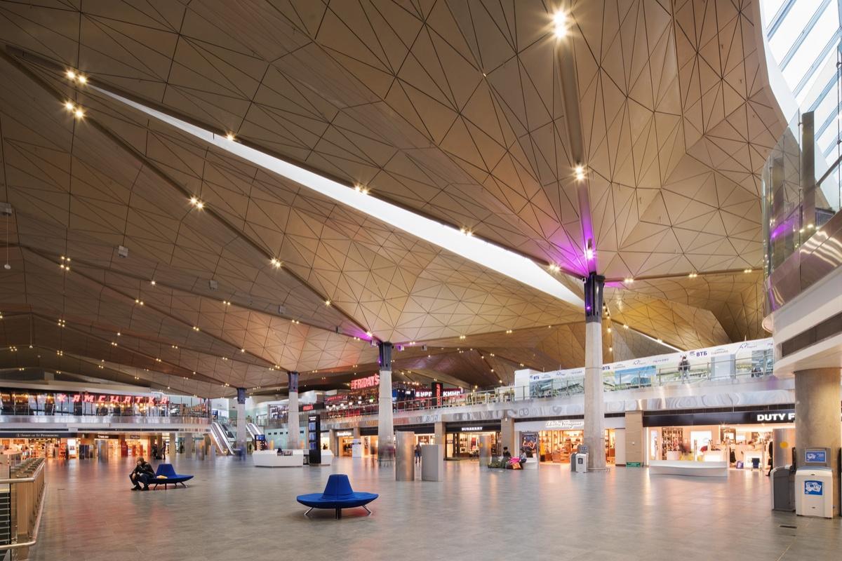 Нижегородский аэропорт вошел в десятку самых красивых в стране - фото 7