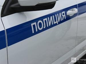 Нижегородский полицейский получил ожоги глаз при задержании угонщика