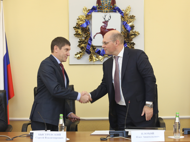 Сергей Быстревский возглавил управления минюста поНижегородской области