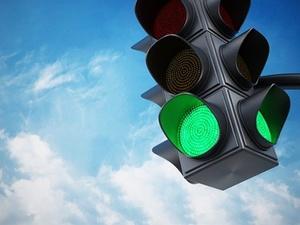 На проспекте Бусыгина ввели «зеленую волну»