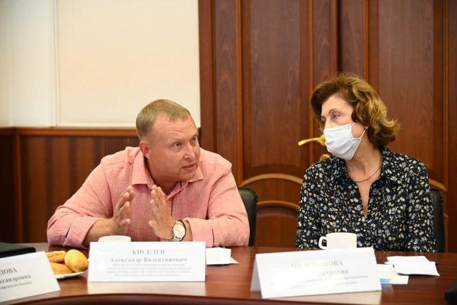 Глава Дзержинска обсудил с некоммерческим организациями вопрос о присвоении звания «Город трудовой доблести» - фото 2