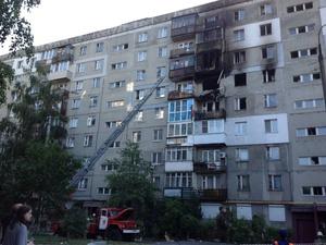 Жителям взорвавшегося дома на улице Краснодонцев разрешили забрать вещи