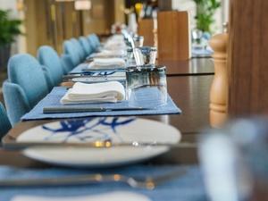 Нижегородским рестораторам запретили ставить на столы тканевые салфетки