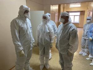 Кстовскую больницу оснастили кислородом и отремонтировали на 44 млн рублей
