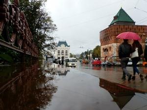 Длинные выходные в Нижегородской области будут дождливыми и пасмурными
