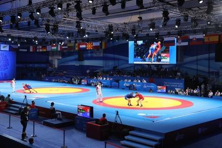 Нижегородские спортсмены завоевали восемь медалей на II Европейских играх