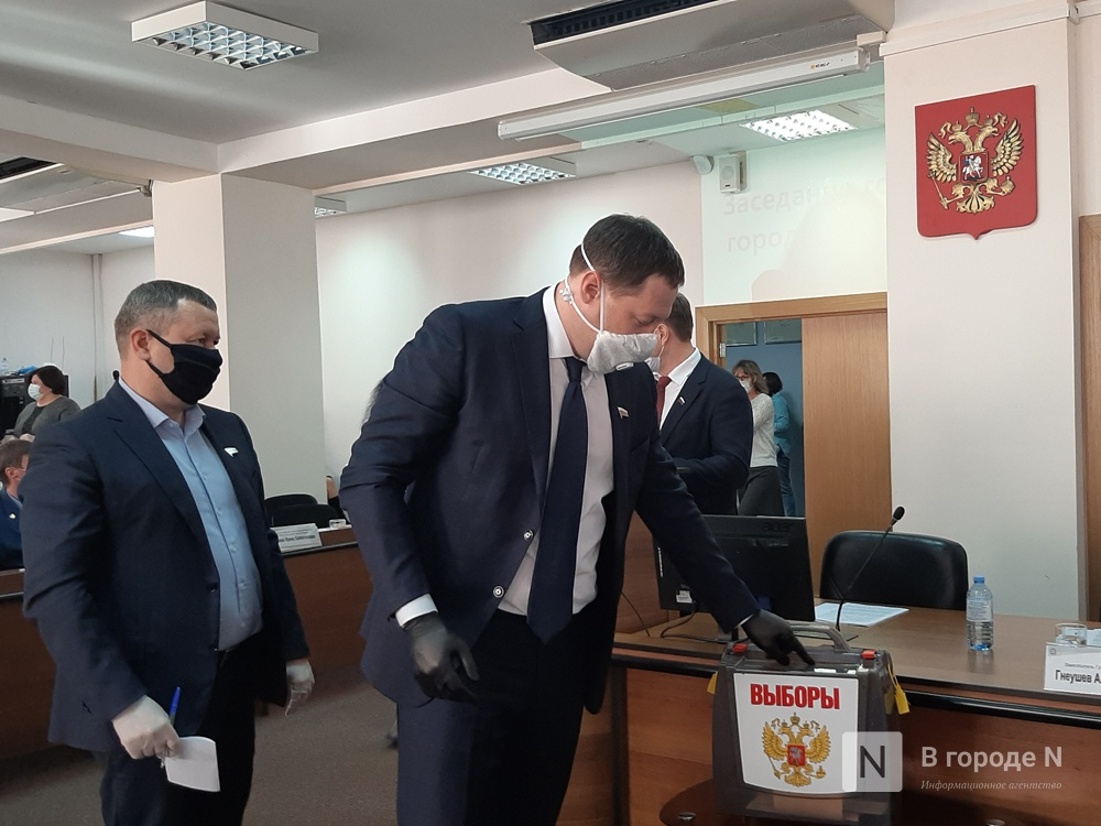 Юрий Шалабаев избран мэром Нижнего Новгорода - фото 2