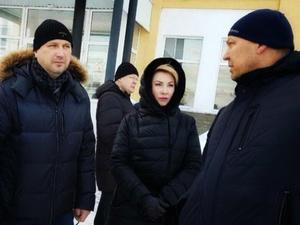 Наталья Суханова рассказала о первой рабочей неделе в Дзержинске