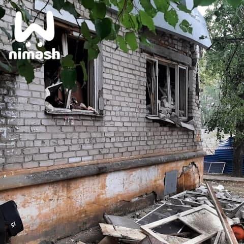 Газ взорвался в доме по улице Светлоярской в Сормовском районе - фото 1