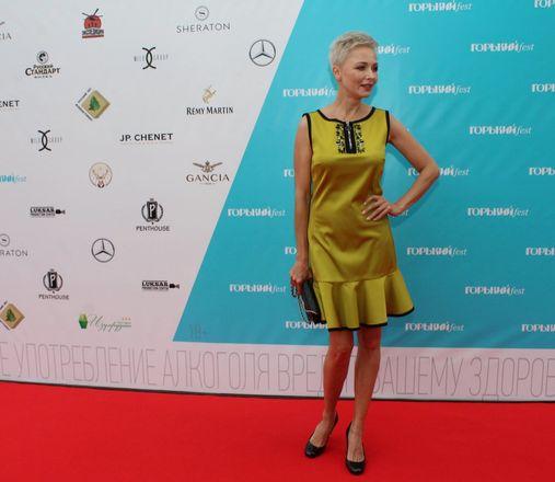 Звезды российского кино приехали в Нижний Новгород на «Горький fest» - фото 18