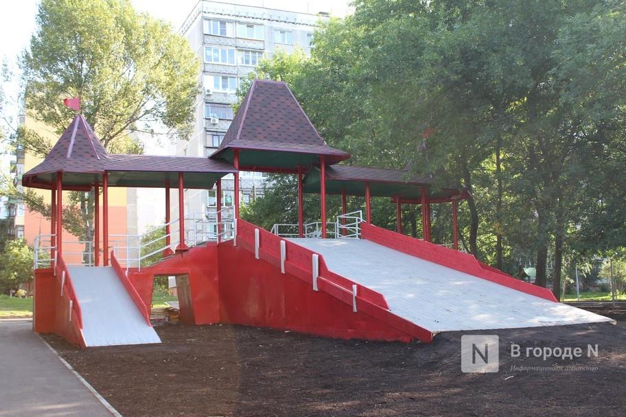 Недочеты в нижегородском сквере «Красная горка» устранят до конца июня - фото 1