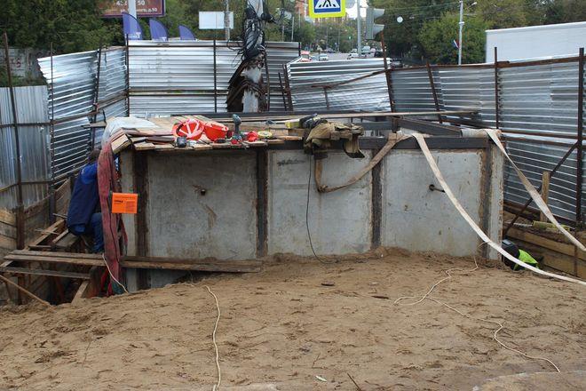 Столетний коллектор на улице Ковалихинской отремонтируют до конца года - фото 15