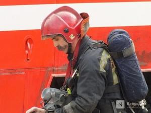 Два человека получили ожоги разных степеней на пожаре в Богородском районе
