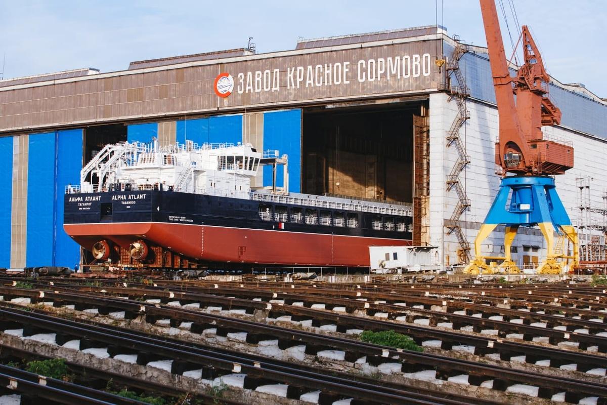 Цех завода «Красное Сормово» станет кинотеатром на два дня - фото 1